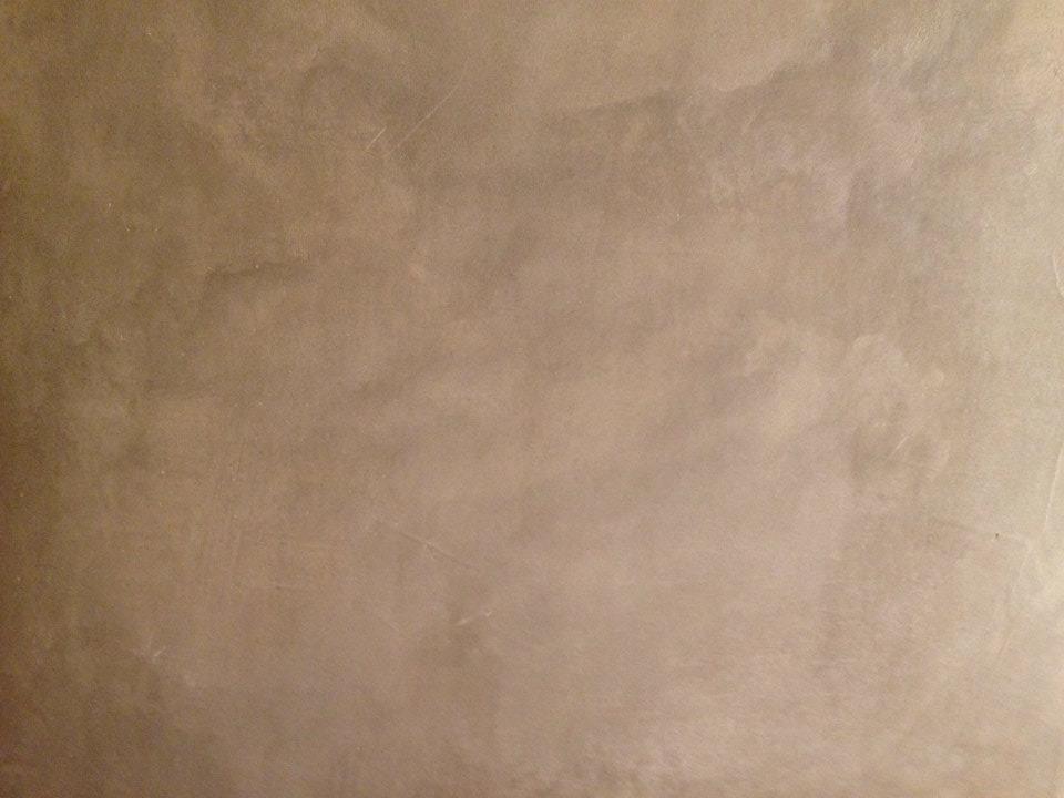 Bagni Cemento Lisciato: Pavimento in resina per bagno pareti.