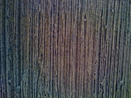 NOVITA -CEMENTO RIGATO SULLE PARETI usate il cemento anche sui muri!