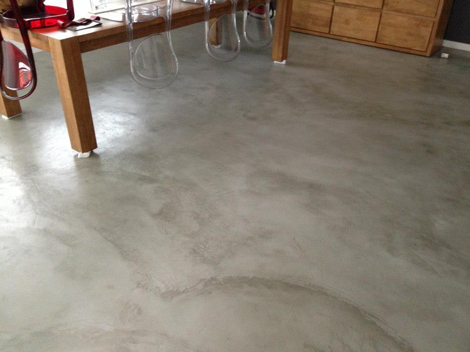 Pavimenti in cemento, lavorazioni e particolari